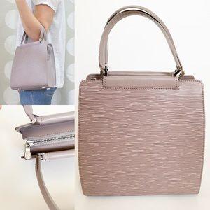 💜SUPER CUTE💜Louis Vuitton lilac Figari PM